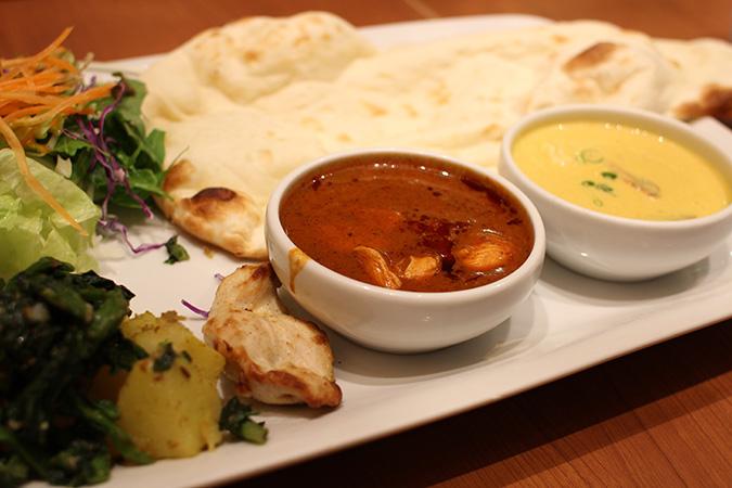 インド料理アマラ ランチセット